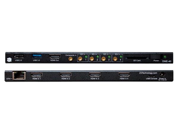 DME-40 Multi-Channel 4K Encoder